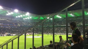 Borussia monchengladbach vs Fc barcelona